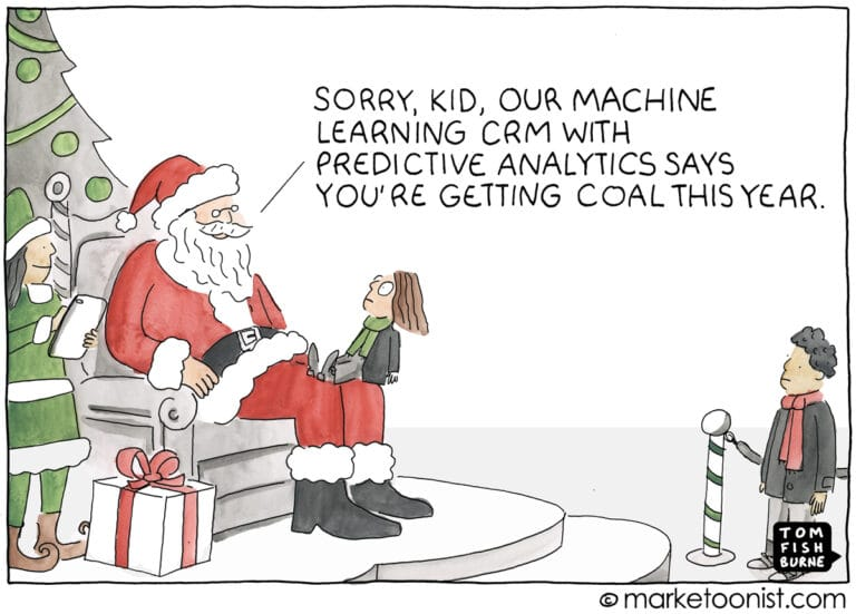 Marketing CRM Predictive Analytics